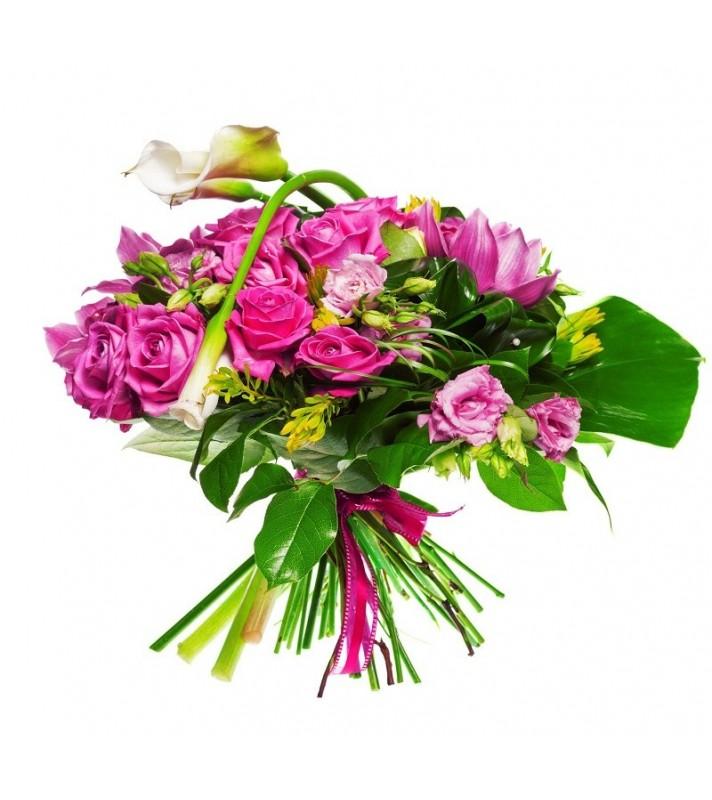 Bouquet Kunzite