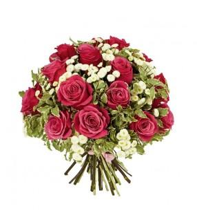 Bouquet Rosace