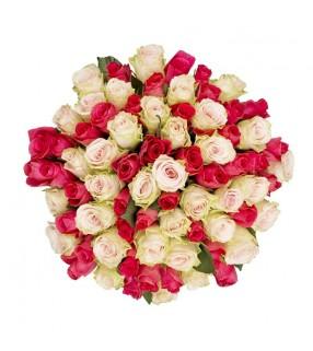 bouquet de roses 17